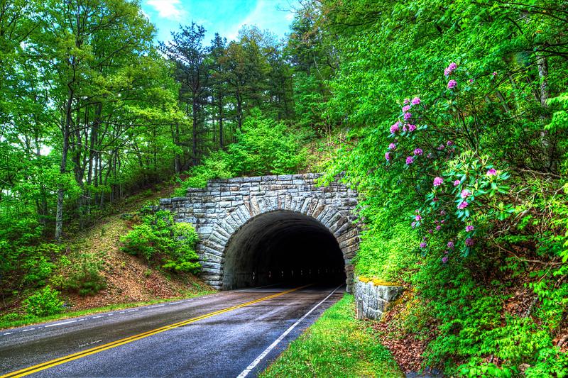 Bluff Mountain Tunnel
