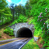 Bluff Mountain Tunnel