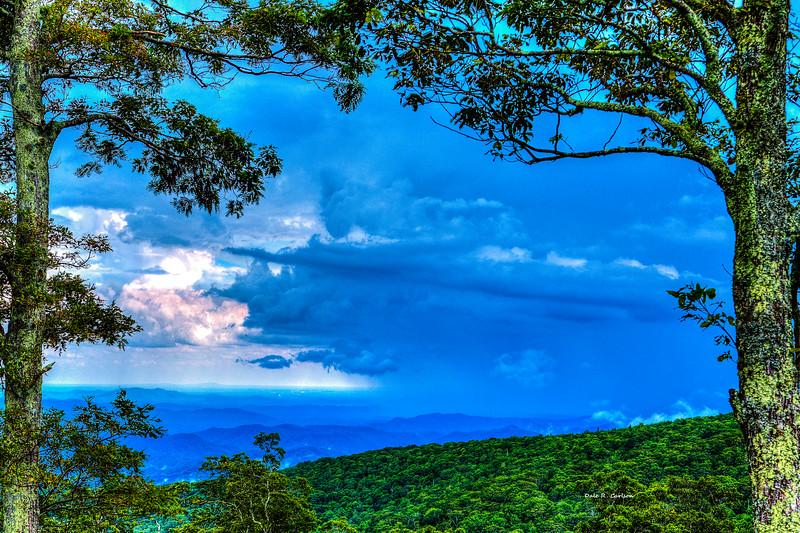 Green Mountain Storm