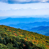 Blue Ridge  Autumn Blanket
