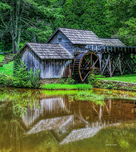 Mill Mirror