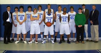 JV Basketball vs. LCA
