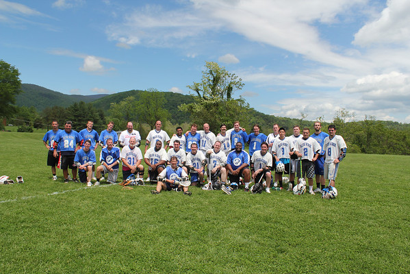 Alumni Lacrosse May 11, 2013