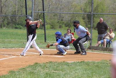 Baseball vs. UCA, April 27, 2013