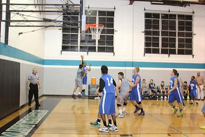 JV Basketball @ Miller, Jan. 18, 2013