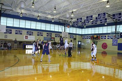 JV Basketball vs. Liberty Christian, Feb. 9