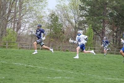 JV Lacrosse vs. Covenant 4/15/13