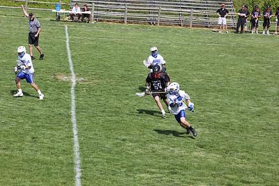 JV Lacrosse vs. Woodberry April 26 (8-6)