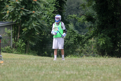 Summer Lacrosse Camp, 3rd Day