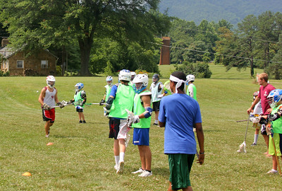 Summer Lacrosse Camp