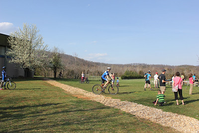 VAHS Mtn. Bike Race, April 9, 2013