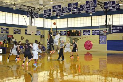 Varsity Basketball Beats Woodberry Forest 70-56