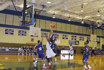 Varsity Basketball vs. Amelia