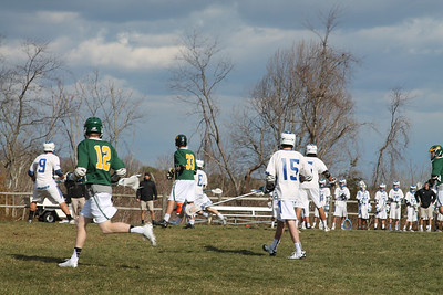 Varsity Lacrosse beats Collegiate 16-12 3/2