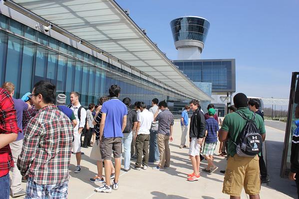 Air & Space Museum Field Trip, April 10