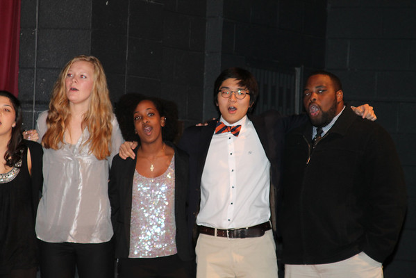 UVA A Capella Choirs Perform for the Barons