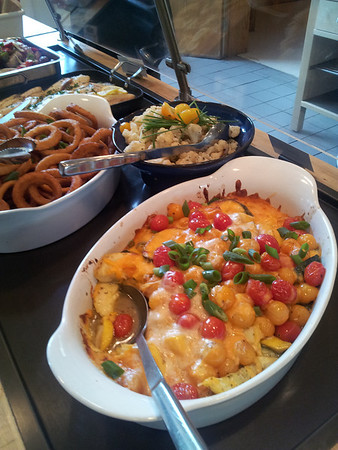 Sage Dining Services Meals
