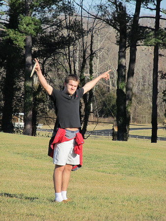 Disc Golf Tournament, Feb. 9