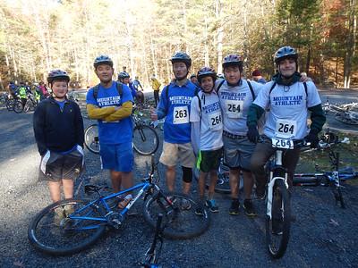 Michaux Team Challenge 2014