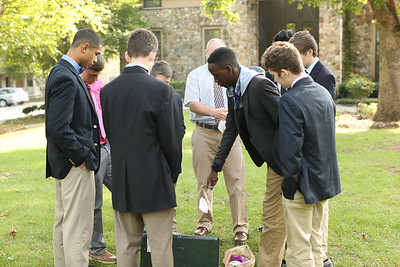The Blue Ridge School in Greene County, Virginia. Photo/Andrew Shurtleff