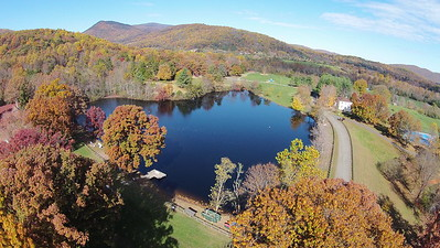 Fall Foliage at Blue Ridge School