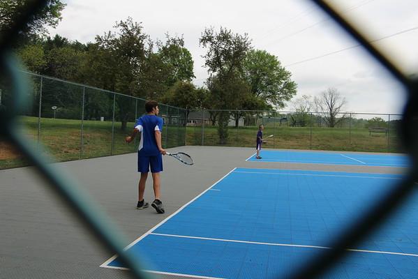 Varsity Tennis vs. Massanutten Military Academy