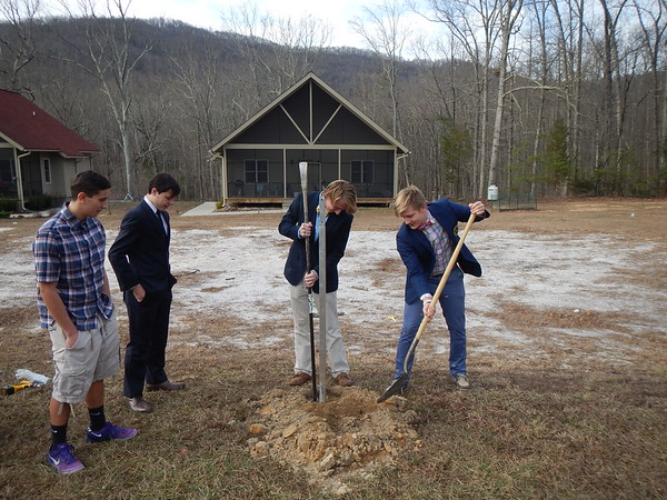 Mountain Ecology - Habitat Restoration Project