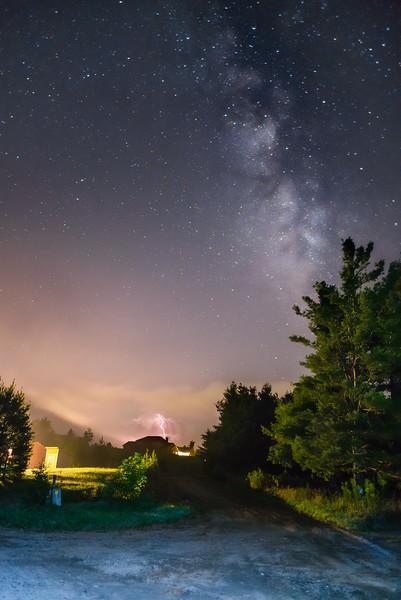 Tater Hill Lightning