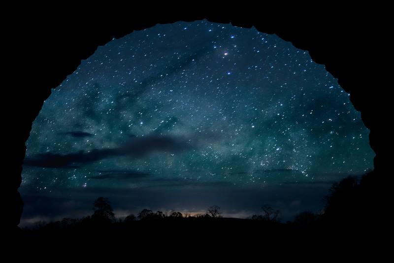 Cone Manor Milky Way