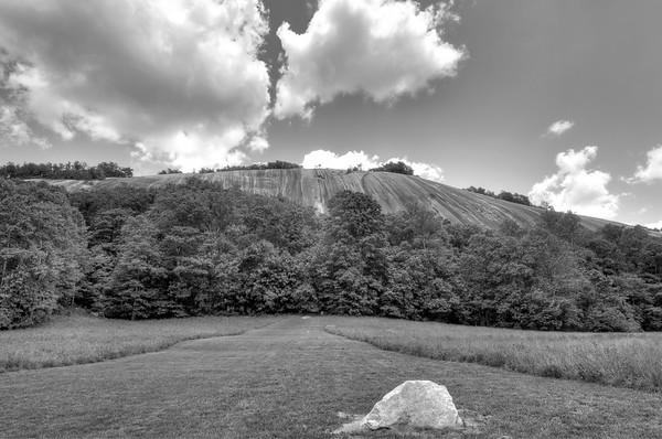 Stone Mountain Standout