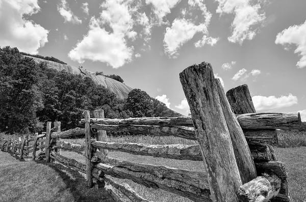 Riding the Rail to Stone Mountain