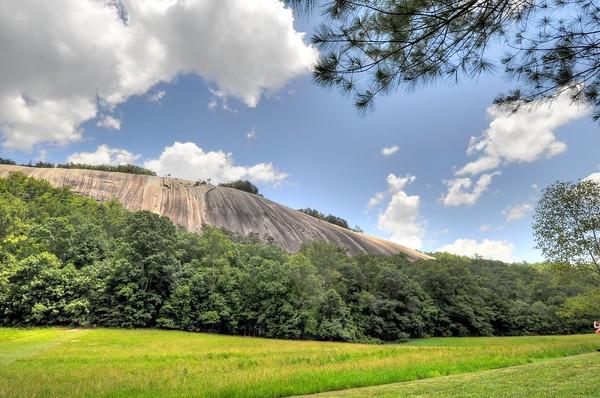 Stone Mountain Frameup
