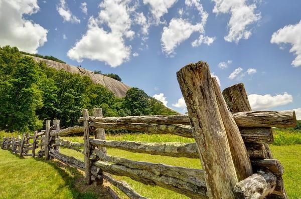 Gateway to Stone Mountain