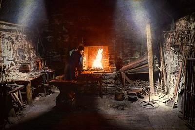 1800's Blacksmith Revisited
