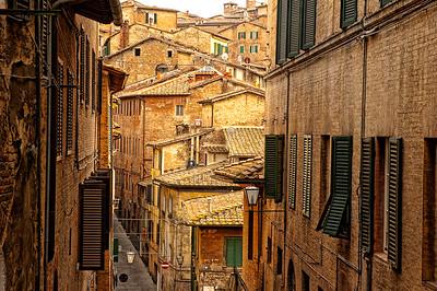 Siena Cityscape