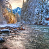 Stilly River Winterscape