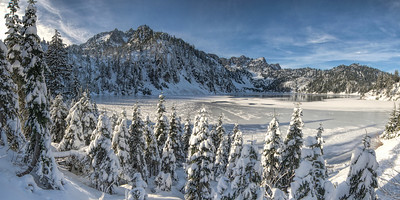Snow Lake Majesty