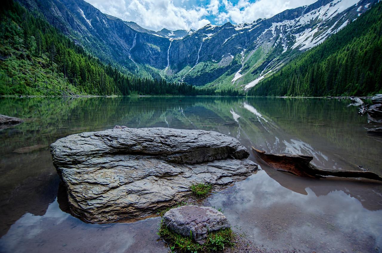 Glacier National Park Grandeur