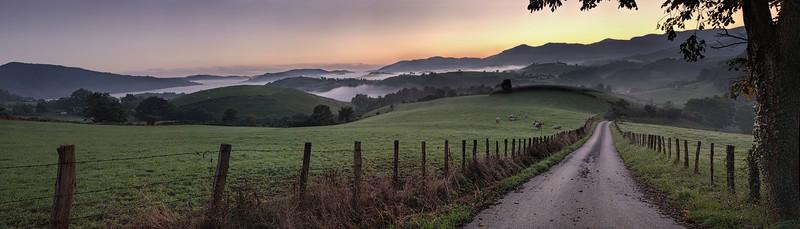 Pryenee Foothills Dawning