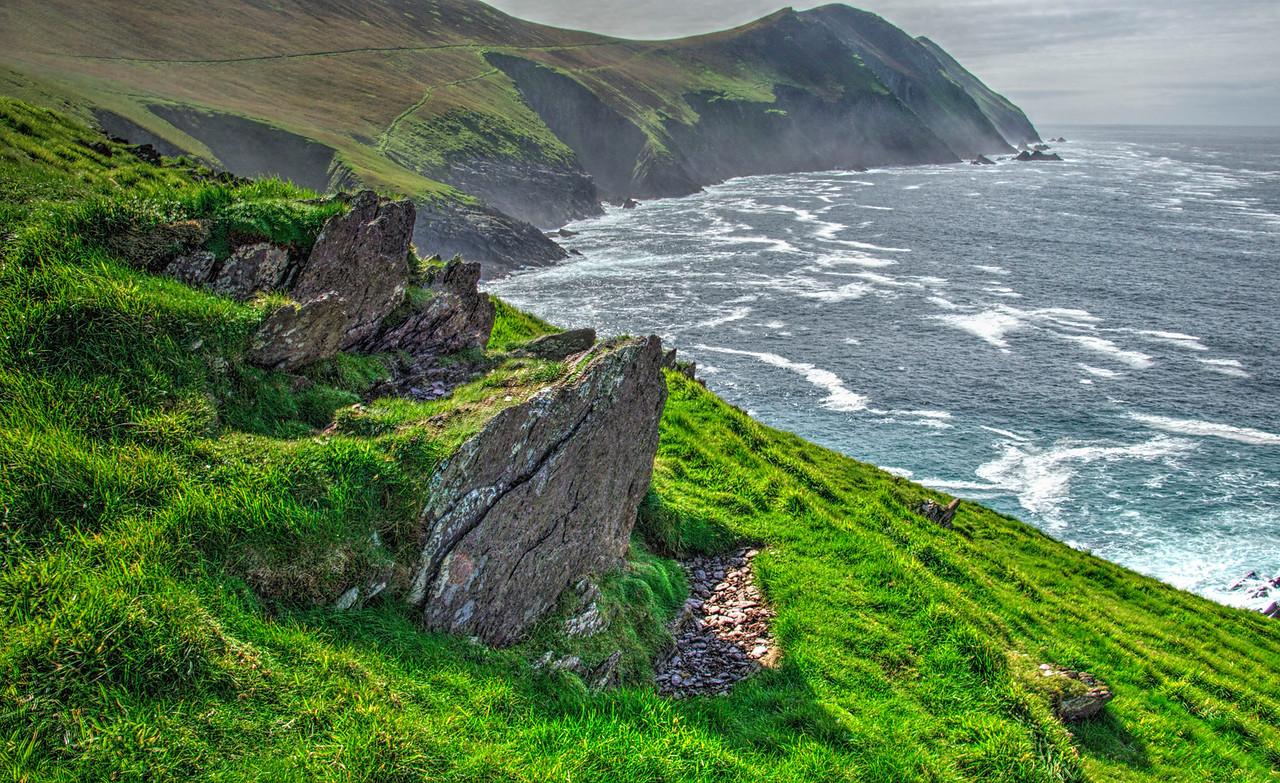 The Blasket Island Beauty