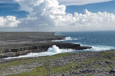 Inis Mohr Island, Ireland