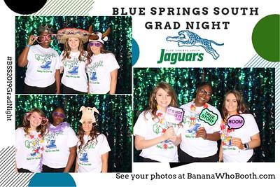 Blue Springs South Grad Night
