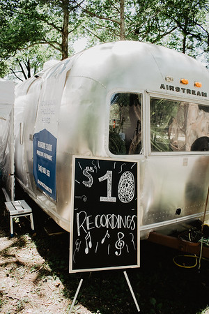 Blue Sprocket Recording, Airstream Sessions, Red Wing Roots Music Festival