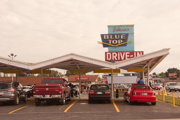 Blue Top Drive In Highland