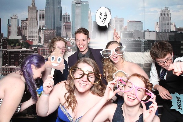 Blue Valley West Prom | 4.10.16