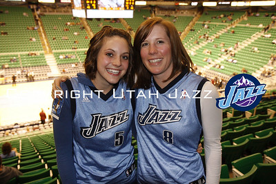 Jazz vs Bobcats Feb 02, 2009