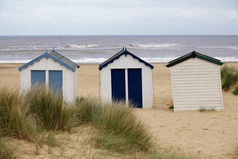 Beach Huts 14