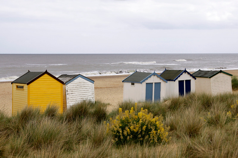 Beach Huts 13
