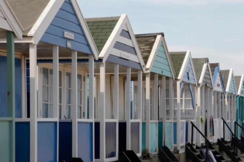 Beach Huts 10