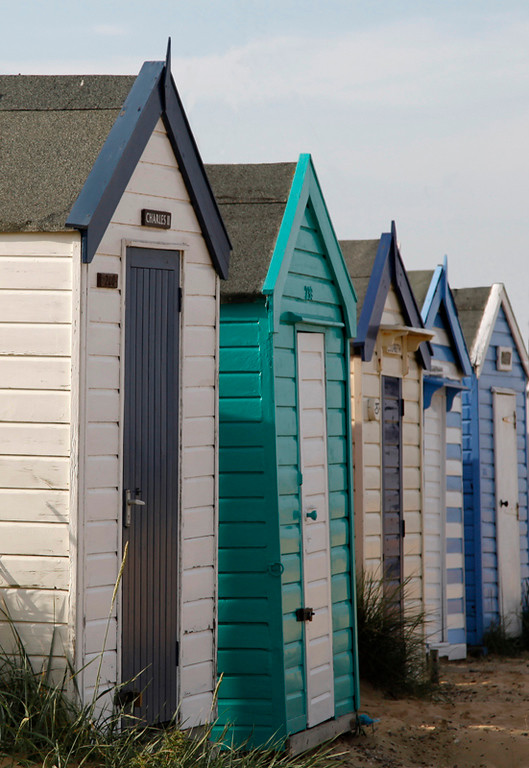 Beach Huts 11